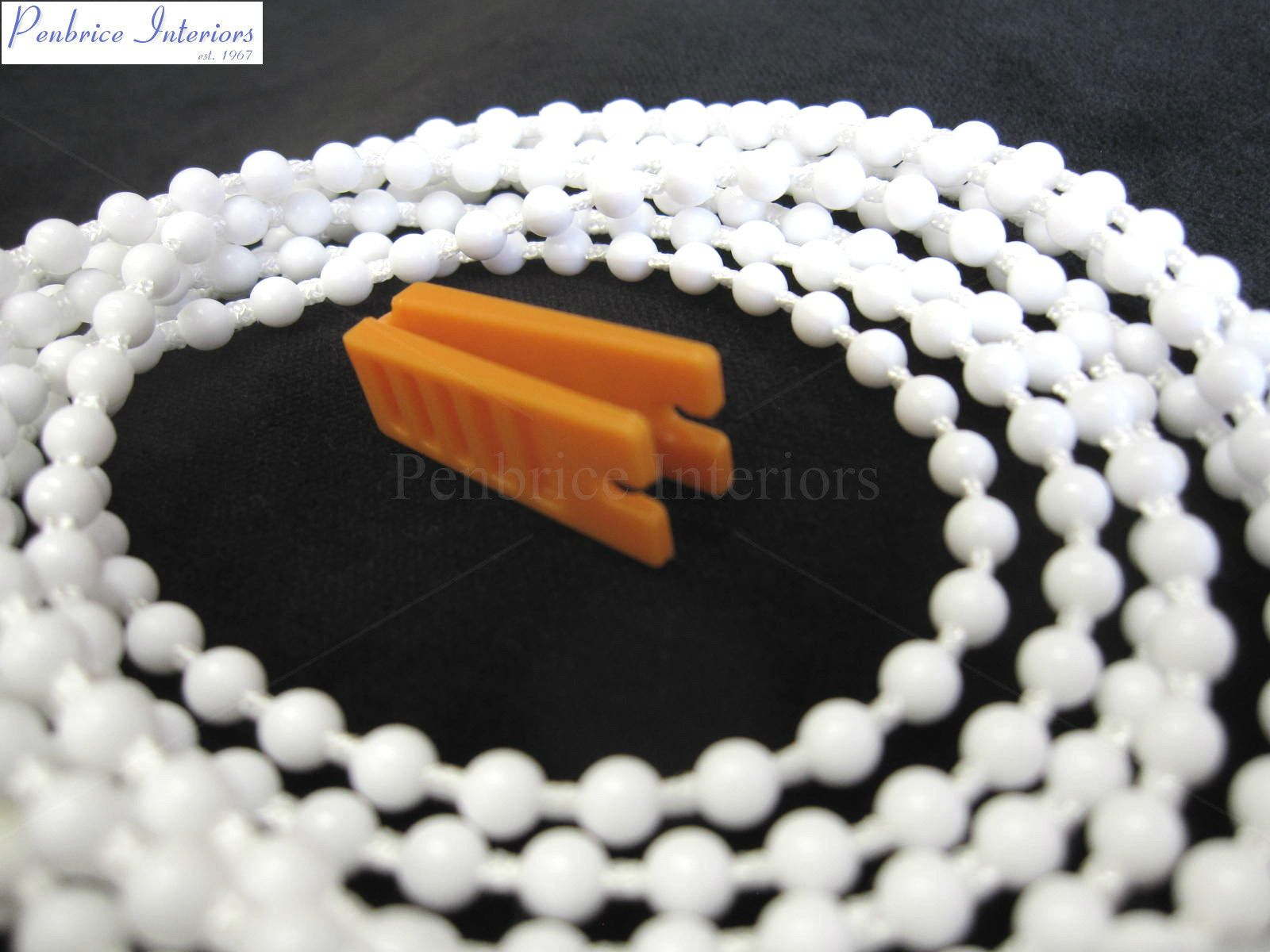 Child Safe Endless Roller Blind Chain Loop Looped Bead
